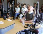 Dr. Andrew Weil on Charlotte Talks at WFAE's Spirit Square studio