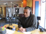 Mayor-Elect Anthony Foxx on Charlotte Talks from WFAE's Spirit Square studio
